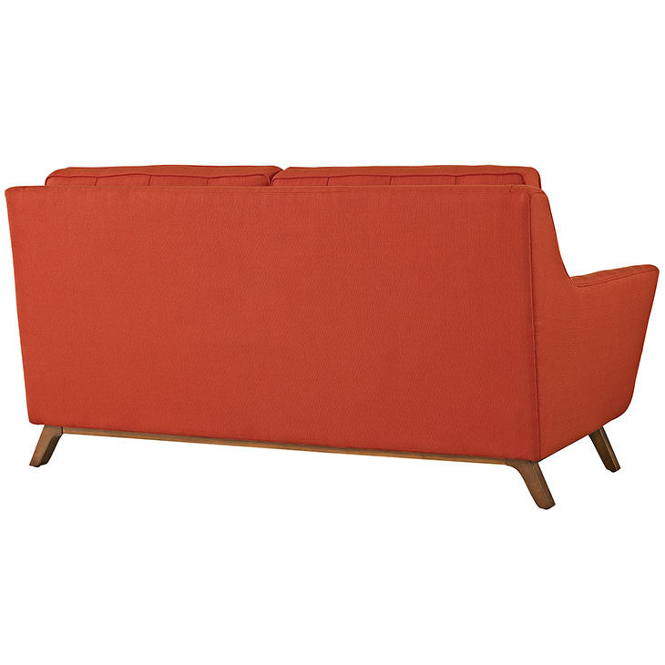 Beguile Fabric Loveseat