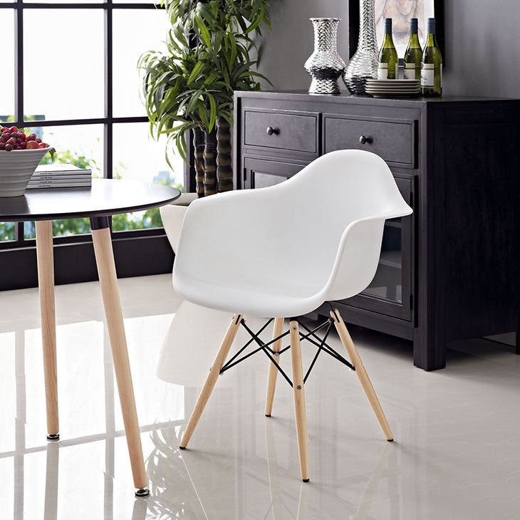 Pyramid Dining Armchair