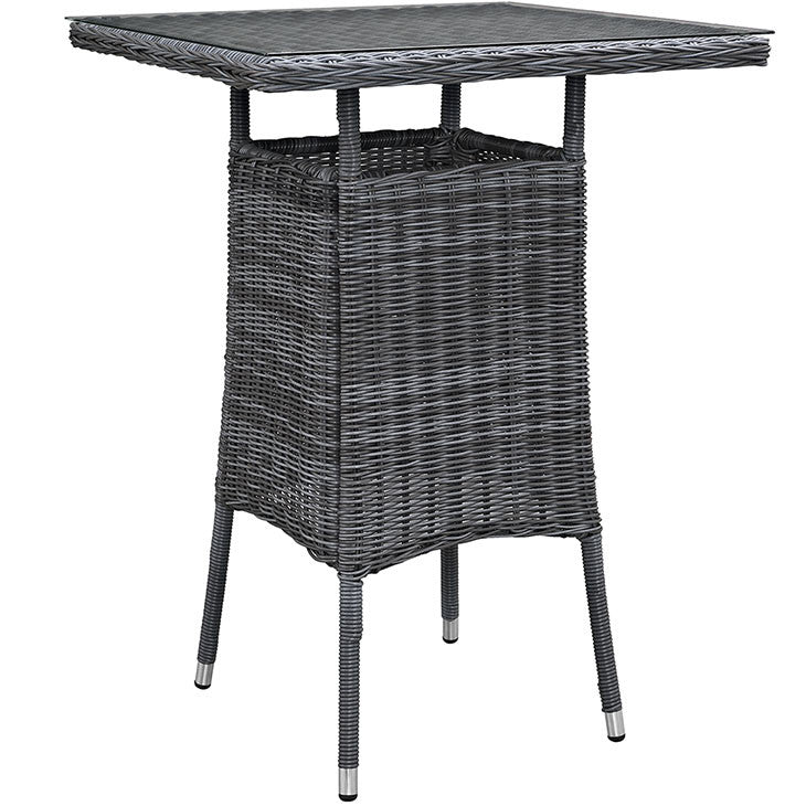 Summon Small Outdoor Patio Bar Table