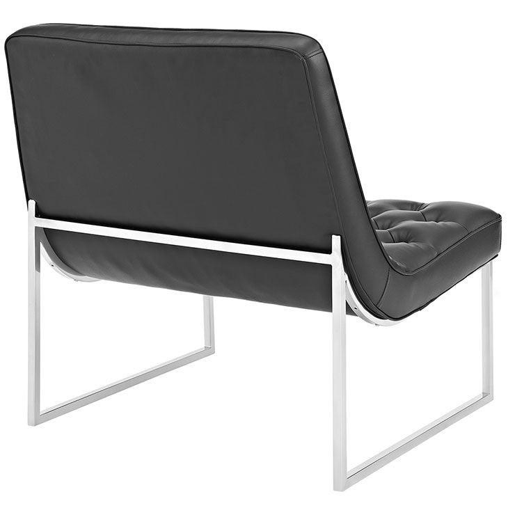 Ibiza Vinyl Lounge Chair