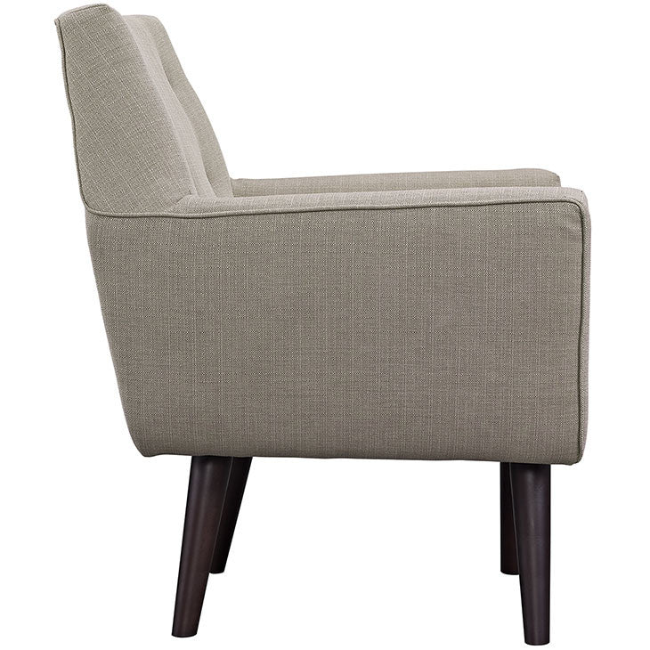 Posit Upholstered Armchair