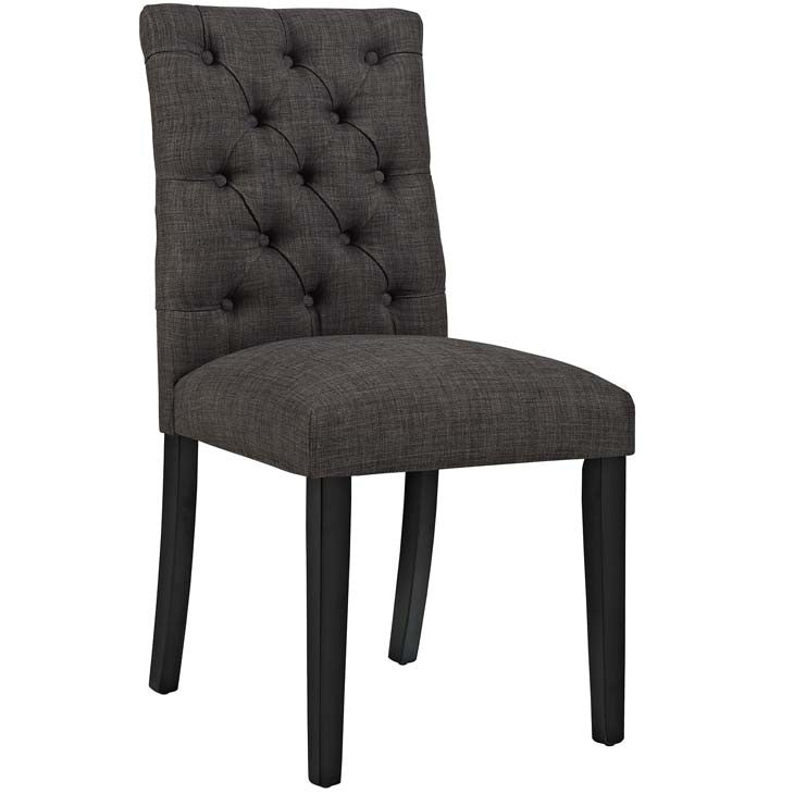 Duchess Fabric Dining Chair