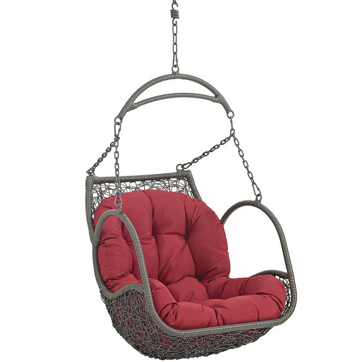 Arbor Outdoor Patio Swing Chair Without Stand