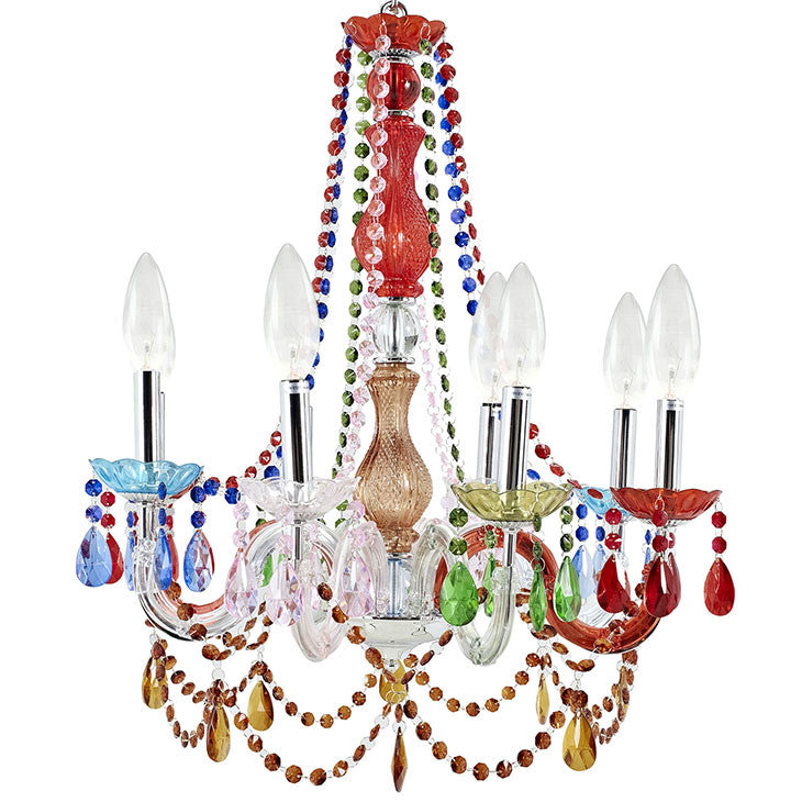 Palace Acrylic Chandelier