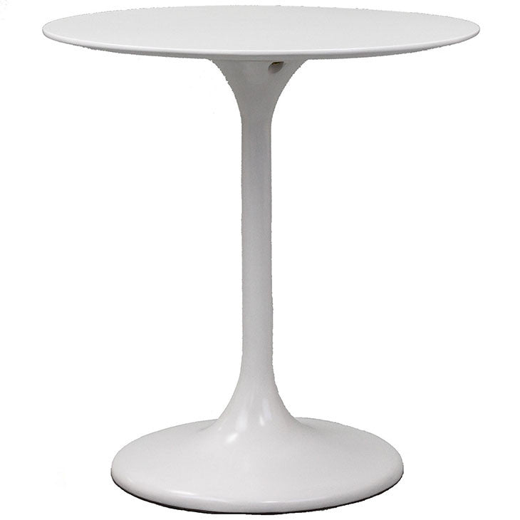 "Lippa 28"" Round Fiberglass Dining Table"