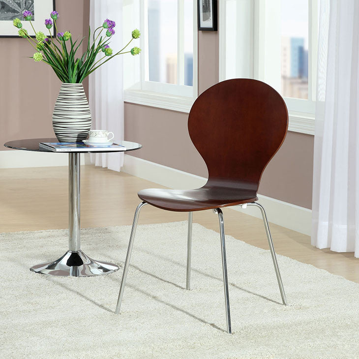 Insect Dining Wood Side Chair