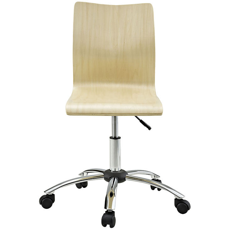 Fashion Armless Office Chair