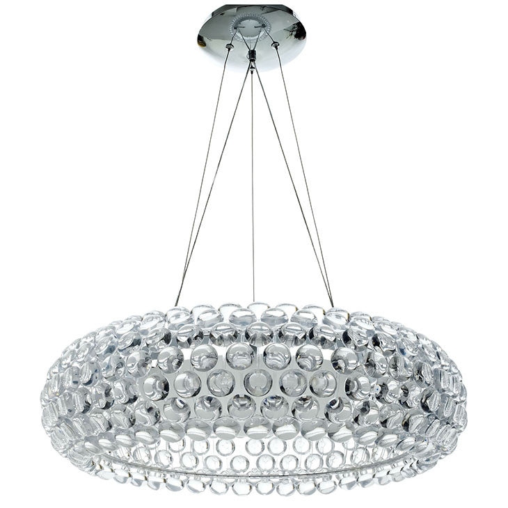 "Halo 25"" Chandelier"