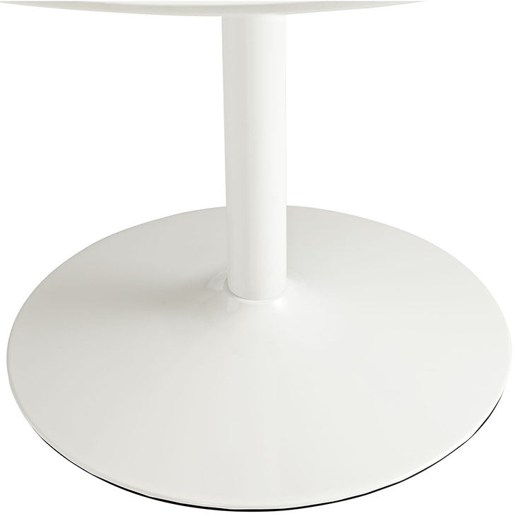 Revolve Round Wood Dining Table