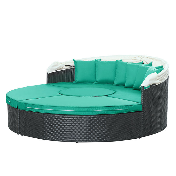 Quest Canopy Outdoor Patio Daybed