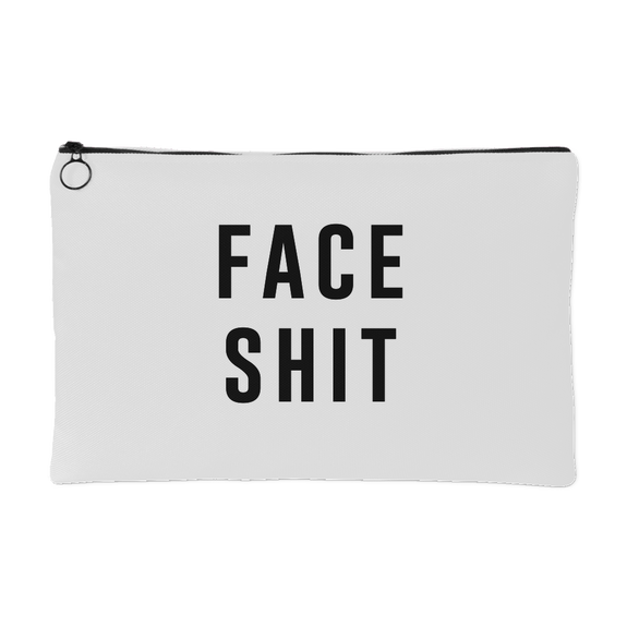 Face Shit Pouch
