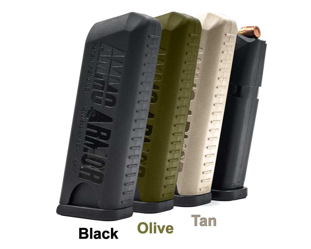 Ammo Armor: Choose Your Color