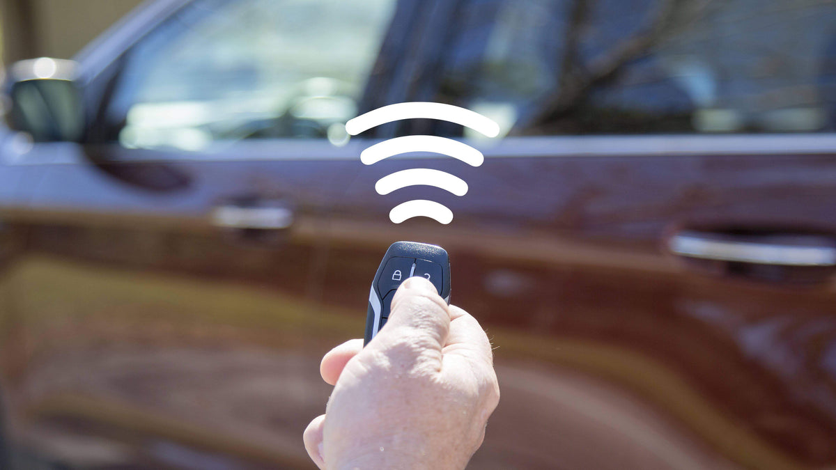 RFID Key Fob relaying theft is getting easier.