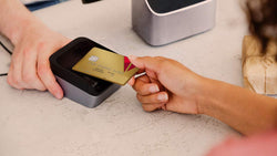 Tap-And-Go the future of card payments.