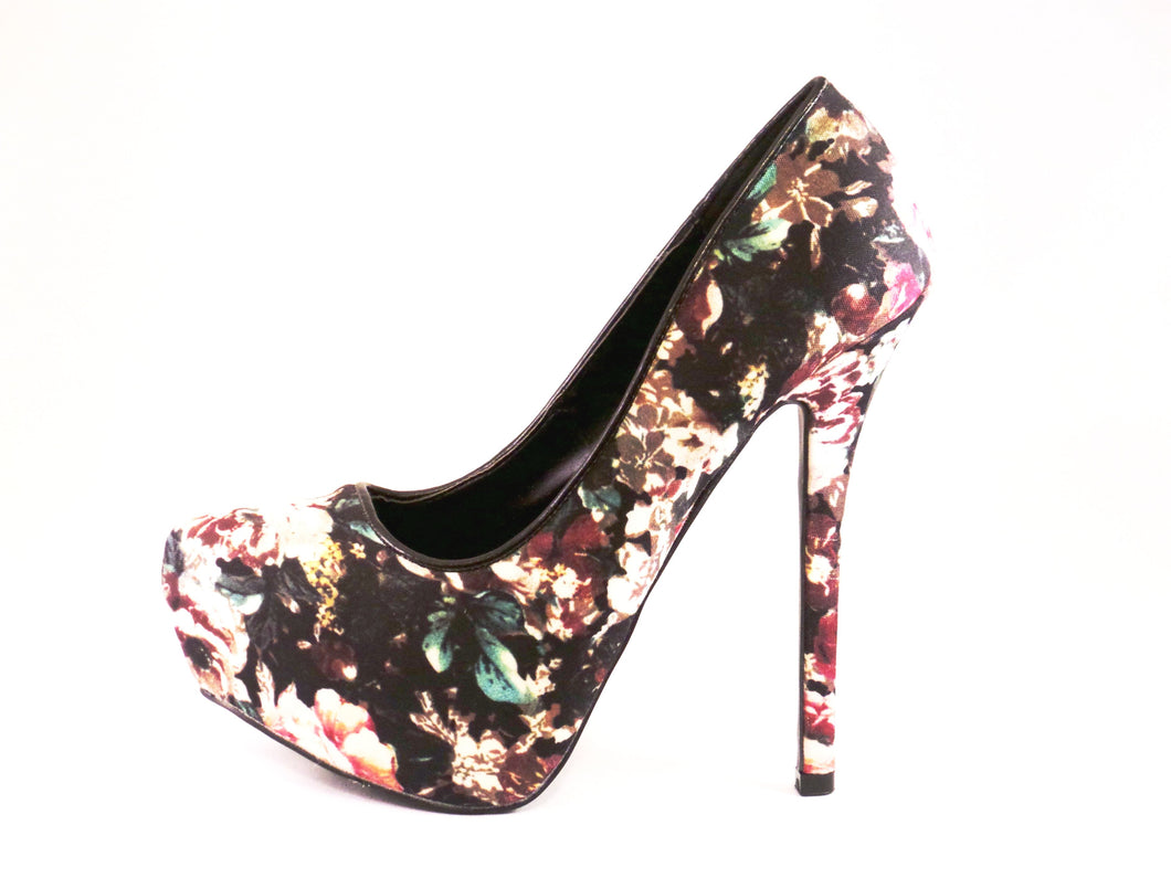 Didi Royale  | Shoes | Mady Floral Pumps