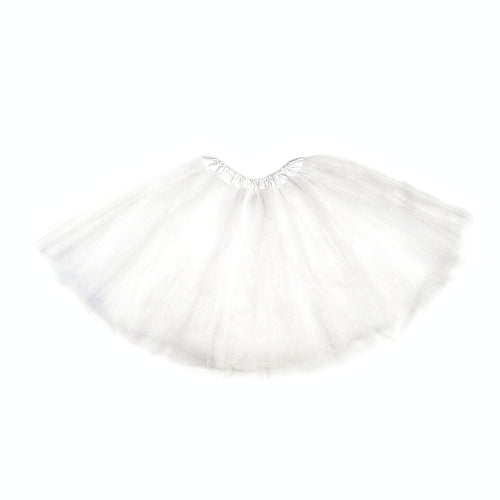 Didi Royale | Online Women's Boutique | Clothing | Shelly White Mesh Mini Petticoat