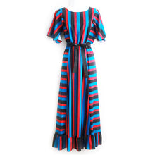 Courtney Striped Maxi Dress - Didi Royale