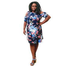 Didi Royale | Online Women's Boutique | Clothing | Kassandra Floral Print Midi Dress