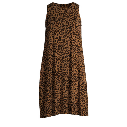 Didi Royale | Online Women's Boutique | Clothing | Briar Leopard Print Midi Dress