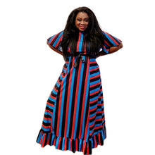 Didi Royale | Online Women's Boutique | Clothing | Courtney Striped Maxi Dress
