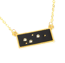 Didi Royale | Online Women's Boutique | Jewelry | Charliza Rhinestone Constellation Pendant Necklace