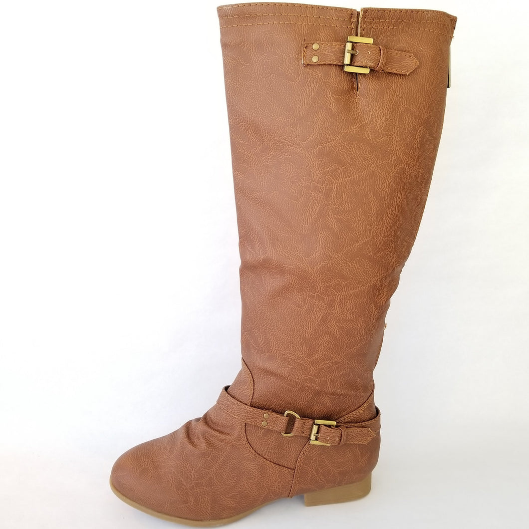 Didi Royale | Online Women's Boutique | Shoes | Mika Mid-Calf Rider Boots