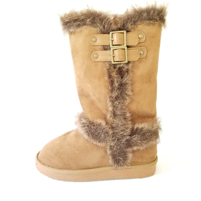 Didi Royale  | Shoes | Annie Oakley Fur Lined Boots