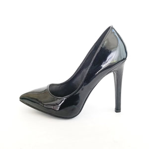 Didi Royale  | Shoes | Lovisa Black Patent Leather Pointed Toe Pumps