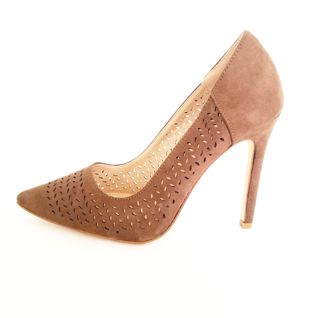 Didi Royale | Online Women's Boutique | Shoes | Selina Brown Pumps