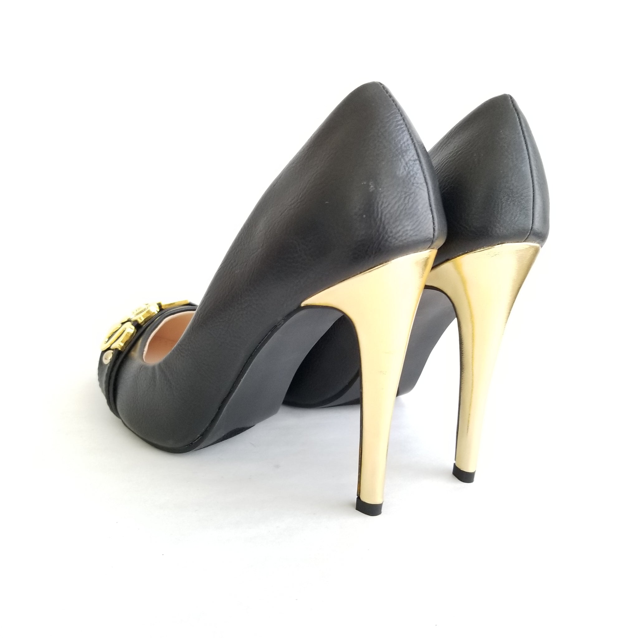 Didi Royale | Shoes | Olga Black Flawless Pumps