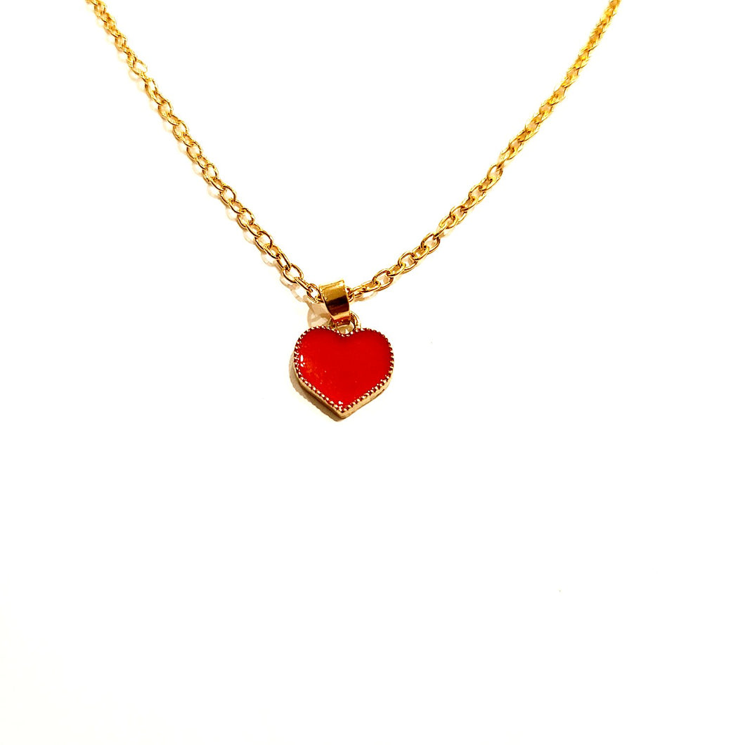 Didi Royale | Online Women's Boutique | Jewelry | Kera Heart Necklace