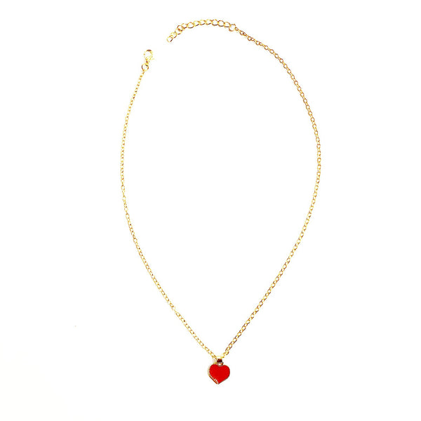 Kera Heart Necklace - Didi Royale