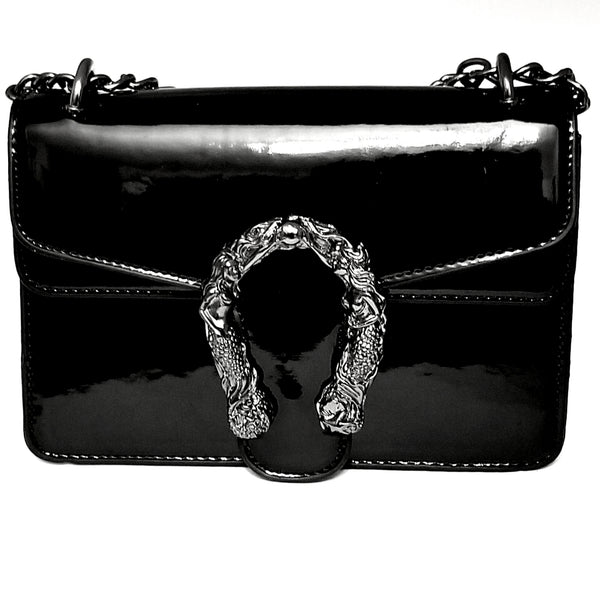 Didi Royale | Online Women's Boutique | Accessories | Amya Chain Link CrossBody Handbag