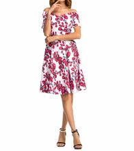 Didi Royale  | Clothing | Camille Floral Print Midi Dress