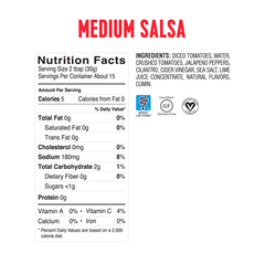 low-fodmap-salsa-ingredients