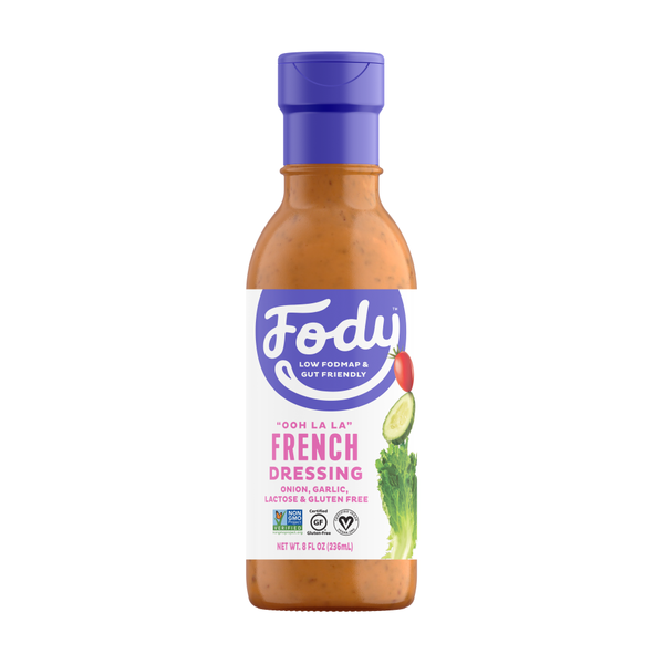 <b><big> Low FODMAP French Dressing </big></b><br><small> New & Improved </small>