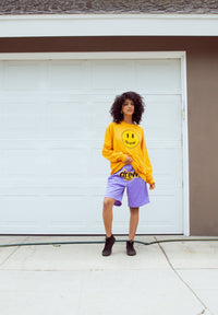 Mascot LS Tee - Golden Yellow