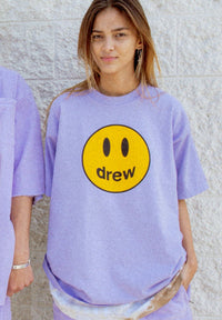 Mascot SS Tee - Lavender