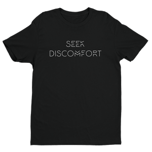 YES THEORY TECH SEEK DISCOMFORT SHIRT - Fan of a Fan