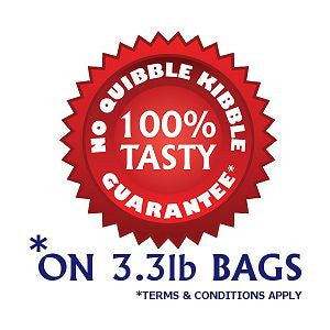 No Quibble Kibble - Money Back Guarantee