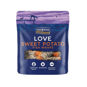 Sweet Potato Sea Wraps