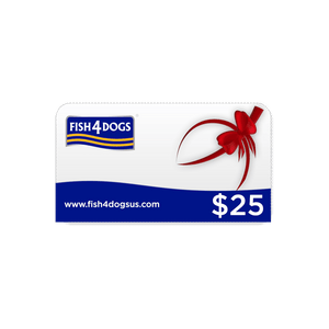 Fish4Dogs $25 Gift Card