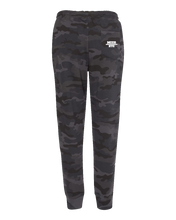 "Black Camo ""Not For Everybody"" Joggers"