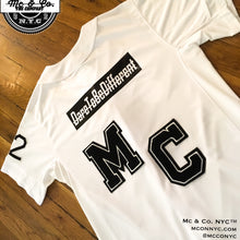 Signature Mc & Co. NYC Baseball Jersey