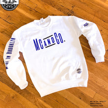 Two Tone Made In Brooklyn Mc & Co. Pullover Sweatshirt