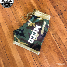 Camo MCCO French Terry Shorts