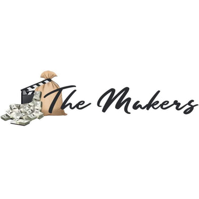 The Makers Logo Stitch Count $5 x (23000/1000) = 23
