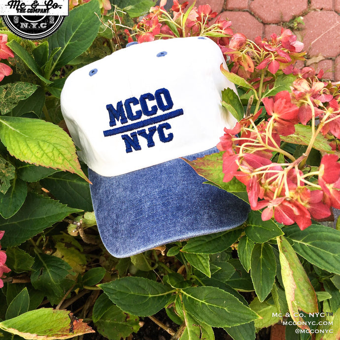 "Ash Denim ""MCCO NYC"