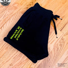 "Neon ""Mc & Co. Made In Brooklyn"" Shorts Set"