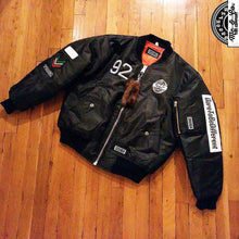 "Mc & Co. NYC™ ""92"" Flight Varsity Bomber Jackets"